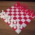 Diseños 3D gratis Juego de ajedrez / falla juego, OC3D