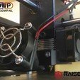 Télécharger fichier STL gratuit Raise3D Fan Mod (ventilateur contrôlé par code G supplémentaire) • Modèle à imprimer en 3D, 3DWP