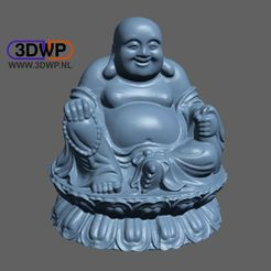 Buddha.jpg Download free STL file Buddha Sculpture 3D Scan • 3D print object, 3DWP
