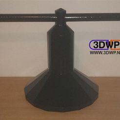 Télécharger fichier imprimante 3D gratuit Support pour oiseaux, 3DWP