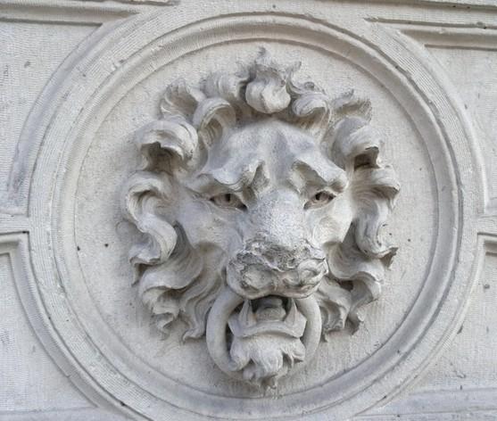 Lion_Head_Original.jpg Télécharger fichier STL gratuit Cintre mural tête de lion • Plan à imprimer en 3D, 3DWP