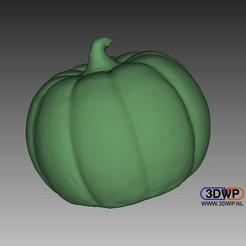 Download 3D model Pumpkin Statue 3D Scan, 3DWP