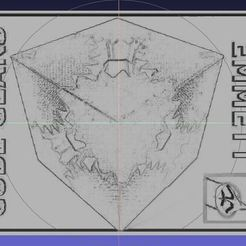 Download free STL Emmett's Cube Gears Lithophane, 3DWP