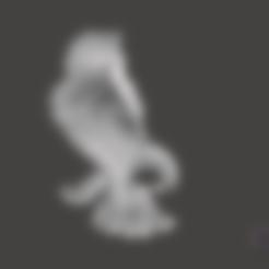 Eagle.stl Download STL file Eagle Sculpture • 3D printing object, 3DWP