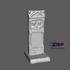 Download free 3D printing models Roman Sculpture 3D Scan, 3DWP