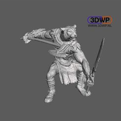 Download free 3D printer designs Tiger Fighter Figurine 3D Scan, 3DWP