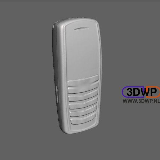 Télécharger fichier impression 3D gratuit Scan 3D pour téléphone portable Nokia, 3DWP