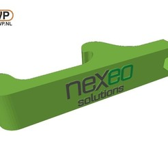 Download free STL file Nexeo Solutions Bottle Opener • 3D printable object, 3DWP