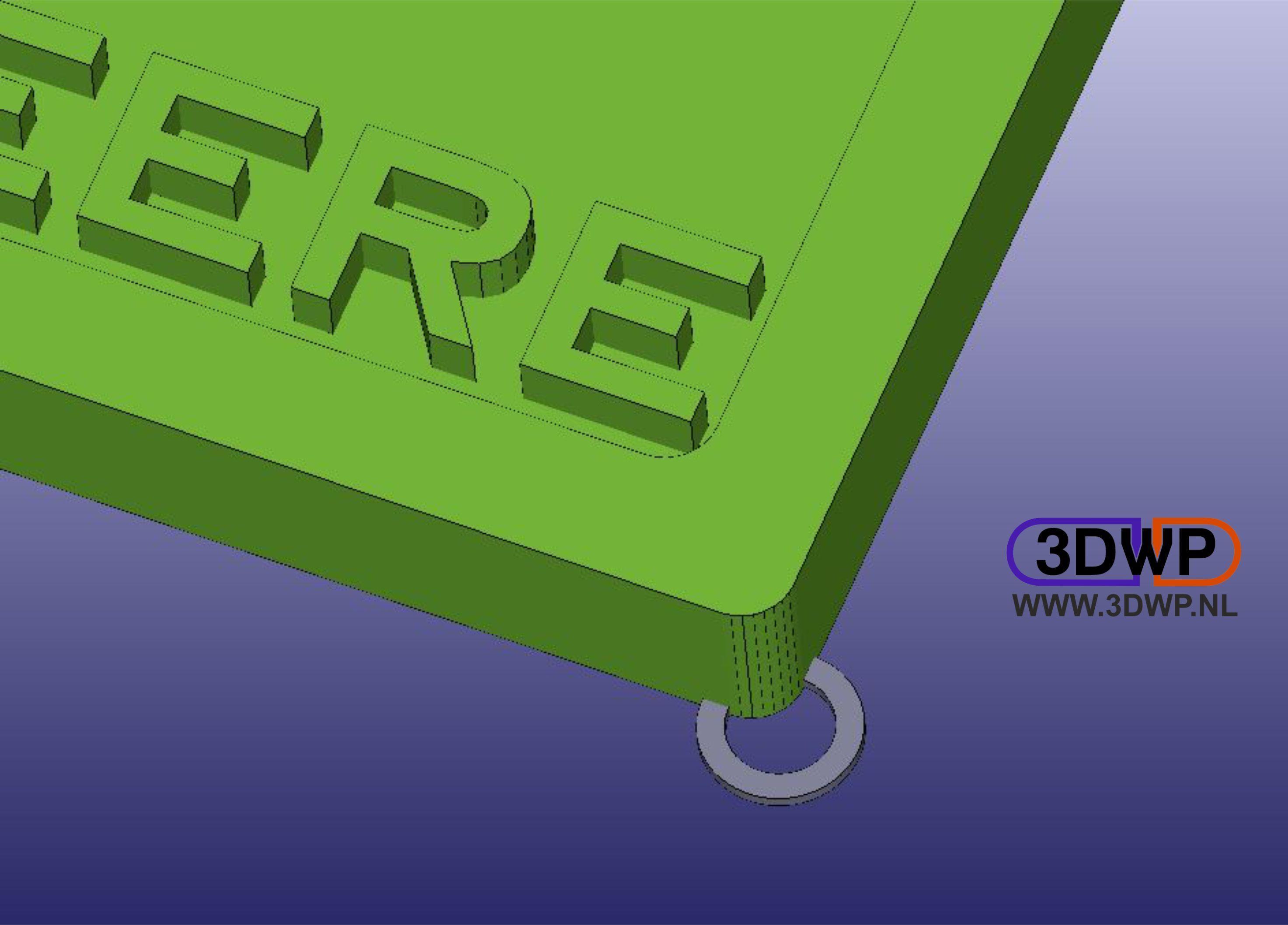 JohnDeereRings.JPG Télécharger fichier STL gratuit Cintre mural avec plaque au logo de John Deere • Modèle pour imprimante 3D, 3DWP