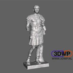 Trajan1.jpg Télécharger fichier STL gratuit Scan 3D de la statue de l'empereur romain Trajan • Objet à imprimer en 3D, 3DWP