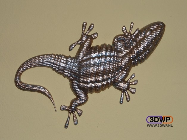 Gecko2.jpg Download free STL file Gecko • Design to 3D print, 3DWP
