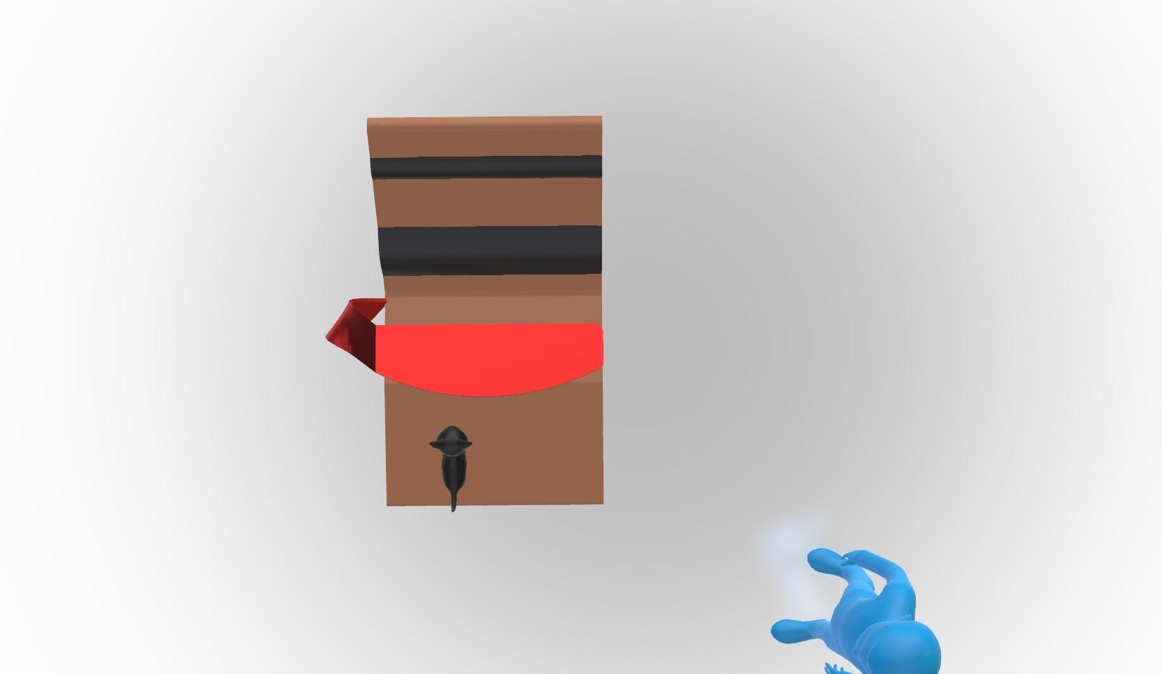 dessus.jpg Télécharger fichier STL gratuit le lazydeskchair • Objet à imprimer en 3D, spiriteom