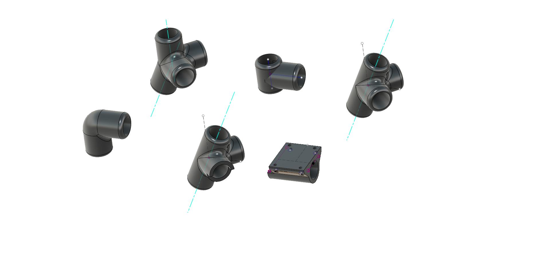 assemblage v1.png Download free STL file Picochaise • 3D printer object, PierreR