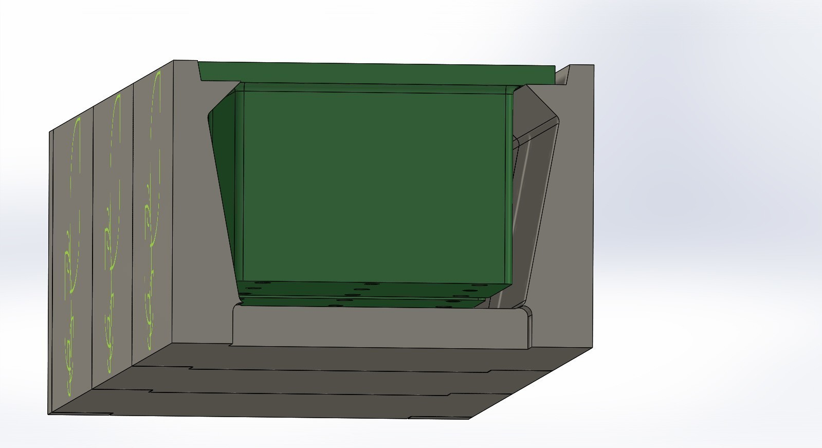 modular plant pot holder recycling assembly 3.JPG Download free STL file Modular Plant Holding System with Water recycling • 3D print model, AAMS