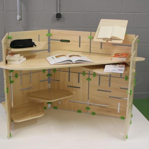 STL SCREENWO - Custom furniture, thomas22