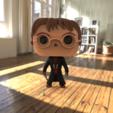 Descargar modelos 3D Harry Potter Funko Pop, Jhohanan