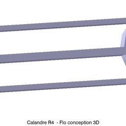 calandre r4.jpg Download STL file Renault R4 Alu radiator grille 1/18 • Design to 3D print, fanfy54