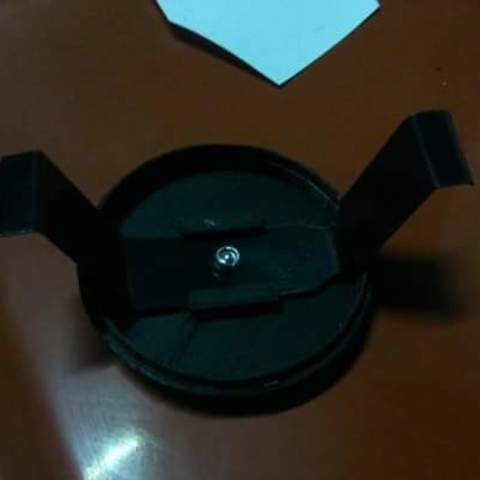 Download 3D printer designs Renault 5 TX rim hub, fanfy54