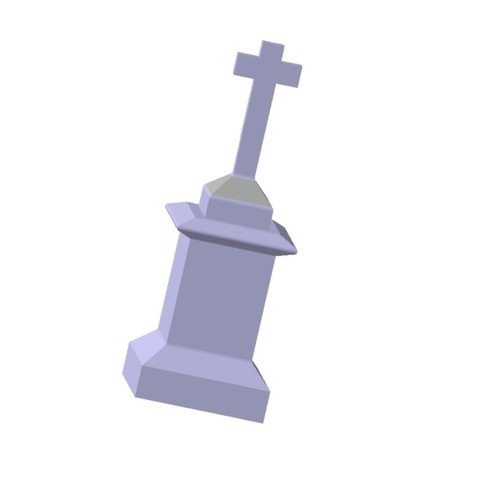 Download 3D printer designs Religious Calvary Type 2 1/87 HO, fanfy54