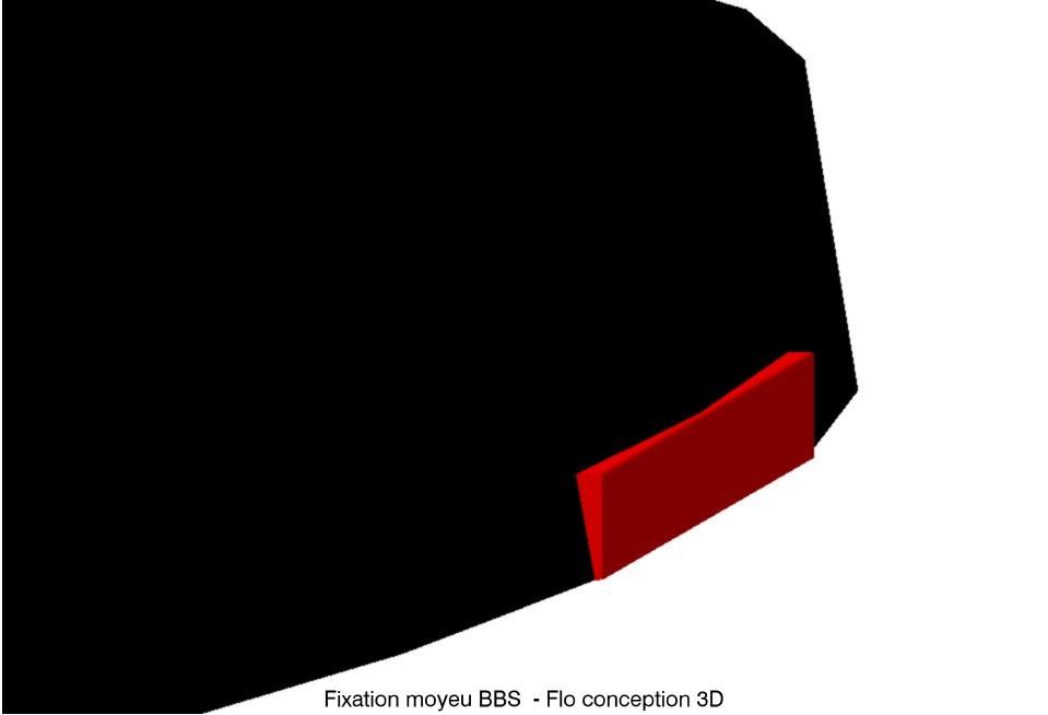 fixation moyeu BBS.jpg Download STL file Renault BBS hub • Design to 3D print, fanfy54