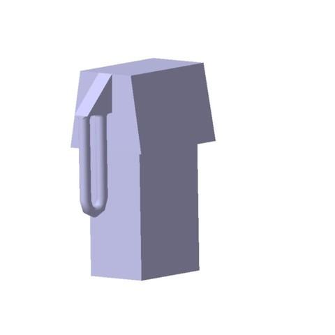pompe a essence1.jpg Download STL file 1/87 HO Gas Pump • 3D print object, fanfy54