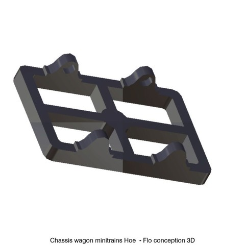 chassis wagon1.jpg Download STL file Hoe wagon frame • 3D printer template, fanfy54