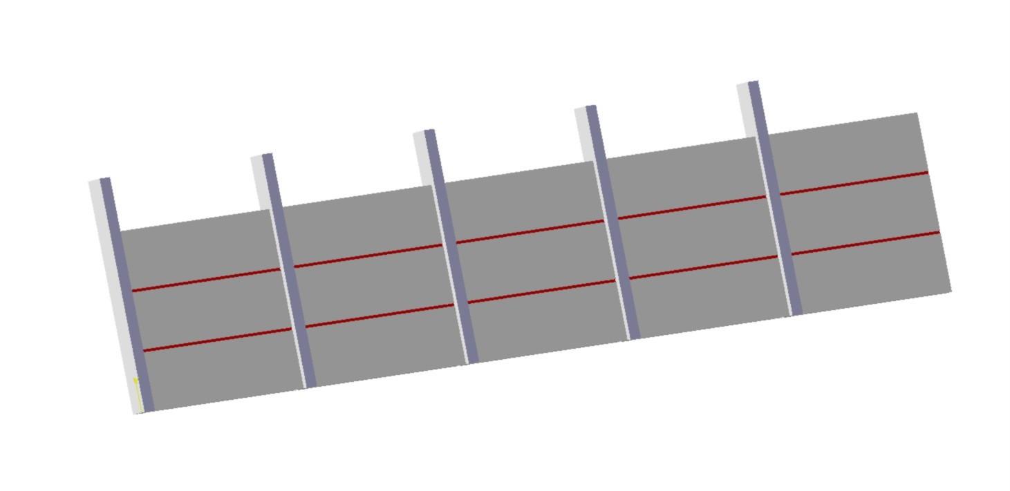 Barrière béton.jpg Download STL file Concrete barrier 1/87 HO • 3D printer object, fanfy54
