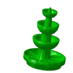 Download free 3D printing templates Fontaine HO 1/87, fanfy54
