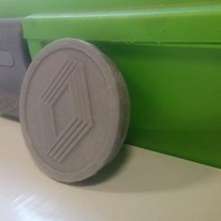 3D file Renault BBS hub, fanfy54