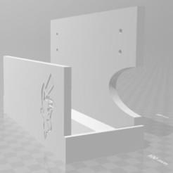 Impresiones 3D gratis Soporte para pared Nintendo Switch, monty7900
