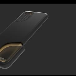 Fichier 3D Coque iPhone 7+ , paulovasse24