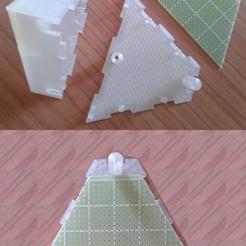 Télécharger fichier impression 3D gratuit Boitier trapézoïdale pour contenir un montage électronique, jjv
