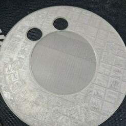 20210106_220337.jpg Download free STL file BIG disc for turntable • Design to 3D print, Noellie