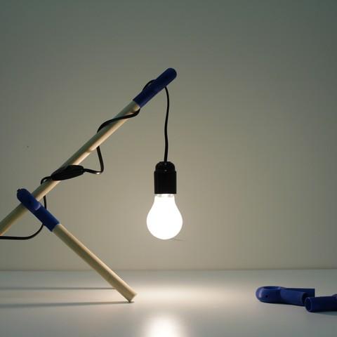 Télécharger modèle 3D Lampe Klipsi, Tristan_M