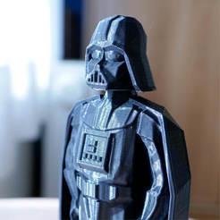 Télécharger modèle 3D gratuit Darth Vader en Low-Poly, StudioKlipsi