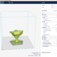 Screenshot from 2017-09-11 10-06-36.png Download free STL file Earrings Holder • 3D print design, RigTig