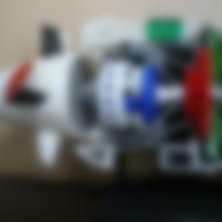 Descargar archivo 3D gratis Hélice de Turbohélice, konchan77