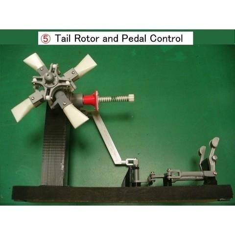 05-TGB System02.jpg Download free STL file Helicopter Power Train for Single Main Rotor • 3D printer design, konchan77