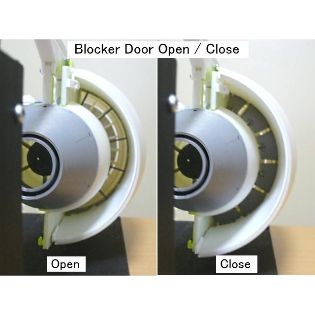 C09-Reverser-Beam03.jpg Download STL file Thrust Reverser with Turbofan Engine Nacelle • 3D printable model, konchan77