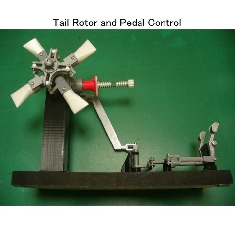 00-TGB System02.jpg Download STL file Tail Rotor for Single Main Rotor Helicopter • Object to 3D print, konchan77