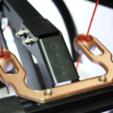 Free 3d printer designs Filament guide for Atom 2.5 EX 3DP, ROYLO