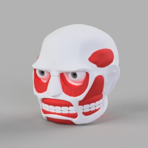 Capture d'écran 2018-01-12 à 14.41.04.png Download free STL file Colossal Titan Head • 3D printable object, ROYLO
