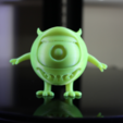 Capture d'écran 2017-11-27 à 10.21.46.png Download free STL file Big Eye Monster • 3D printable template, ROYLO