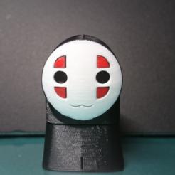 Modelos 3D para imprimir gratis No Face Man (falso), ROYLO
