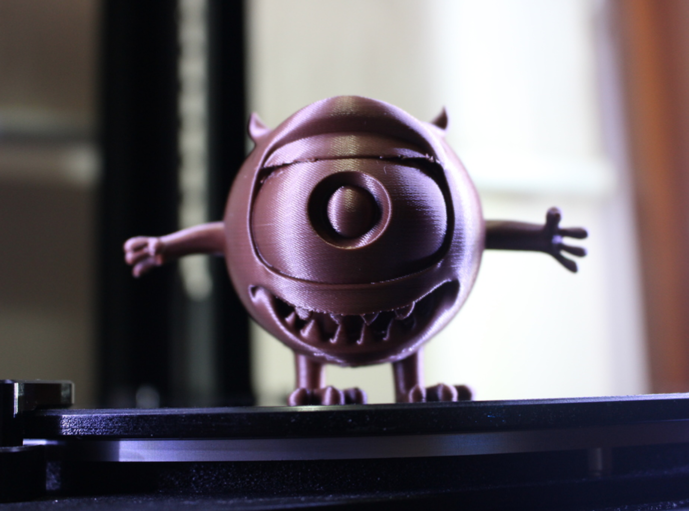 Capture d'écran 2017-11-27 à 10.21.58.png Download free STL file Big Eye Monster • 3D printable template, ROYLO