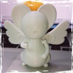 Télécharger modèle 3D gratuit Kero Chan, ROYLO