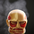 Capture d'écran 2018-01-15 à 10.14.32.png Download free STL file Colossal Titan Head • 3D printable object, ROYLO