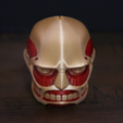 Capture d'écran 2018-01-15 à 10.14.16.png Download free STL file Colossal Titan Head • 3D printable object, ROYLO