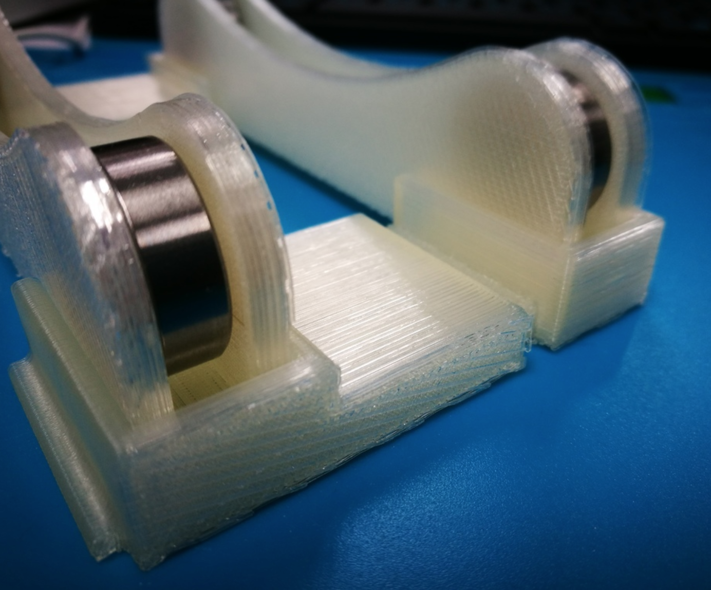 """Capture d'écran 2017-12-05 à 13.20.28.png Download free STL file Add-on to """"TUSH - The Ultimate Spool Holder"""" • 3D printer object, ShockyBugs"""