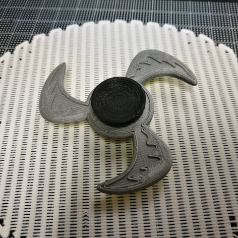 Free stl files mini Spinning Blade, ShockyBugs
